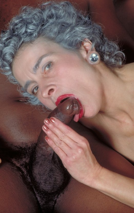 Granny interracial pics movies