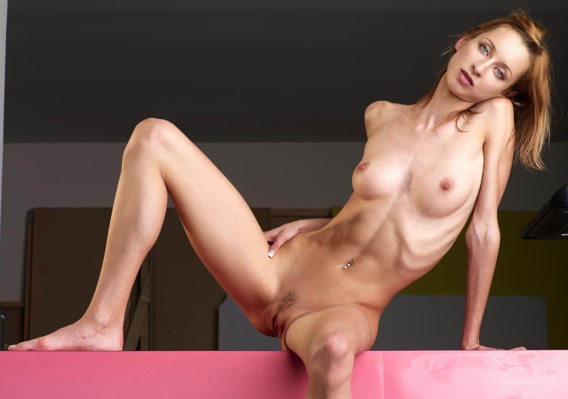 extremely thin anorexic nude sexy girls