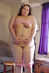 real amateur bbw showing off their goodies